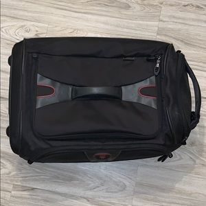 TUMI Tech carry-on duffle bag